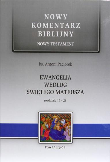 Ewangelia według św. Mateusza