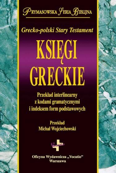 Księgi greckie. Grecko-polski Stary Testament