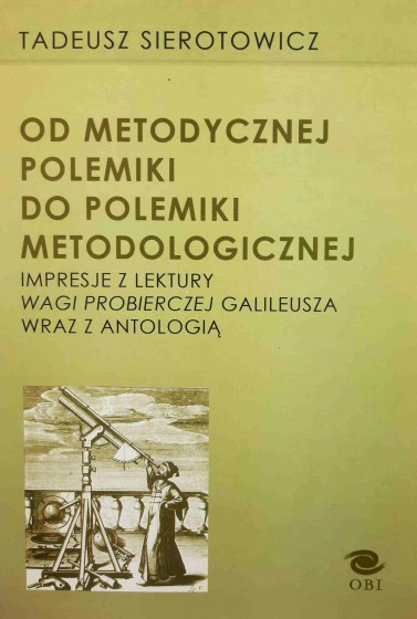 Od metodycznej polemiki do polemiki metodologicznej / Outlet