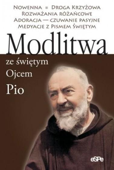 Modlitwa ze świętym Ojcem Pio / Outlet