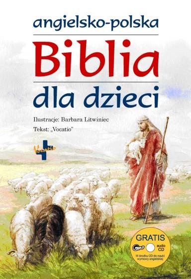 Biblia dla dzieci angielsko-polska