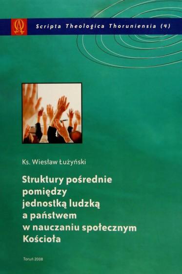 Struktury pośrednie pomiędzy jednostką ludzką a państwem w nauczaniu społecznym Kościoła / Outlet