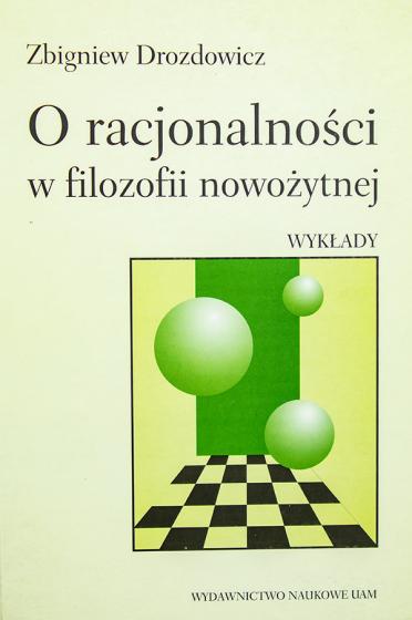 O racjonalności w filozofii nowożytnej / Outlet