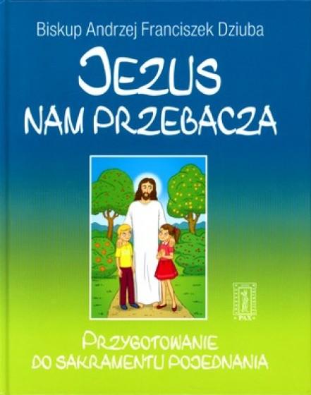 Jezus nam przebacza / Outlet
