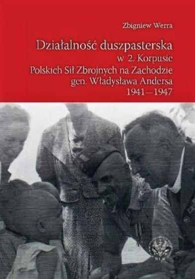 Działalność duszpasterska w 2. Korpusie Polskich Sił Zbrojnych na Zachodzie / Outlet