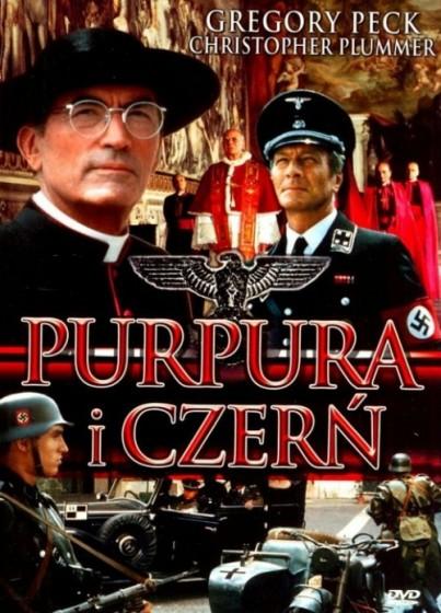 Purpura i czerń DVD