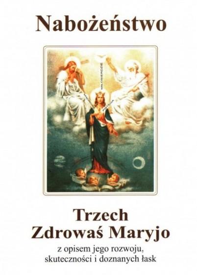 Nabożeństwo Trzech Zdrowaś Maryjo