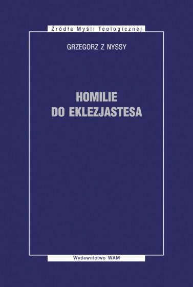 Homilie do Eklezjastesa