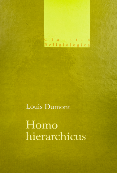 Homo hierarchicus / Outlet