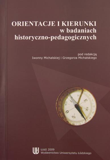 Orientacje i kierunki w badaniach historyczno-pedagogicznych / Outlet