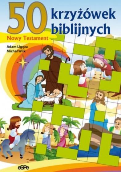 50 krzyżówek biblijnych
