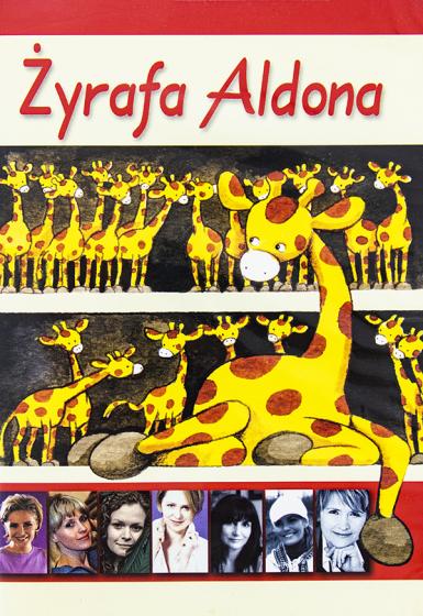 Żyrafa Aldona / Outlet