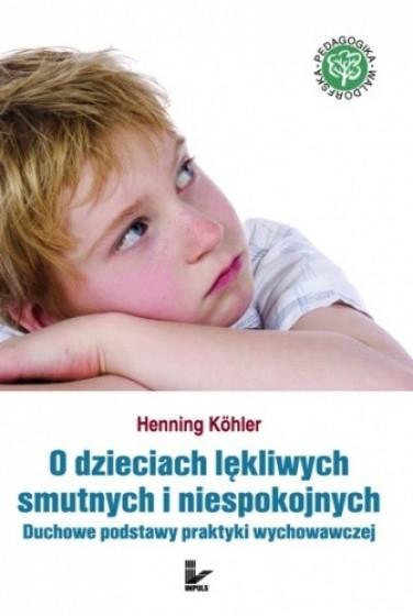 O dzieciach lękliwych, smutnych i niespokojnych / Outlet