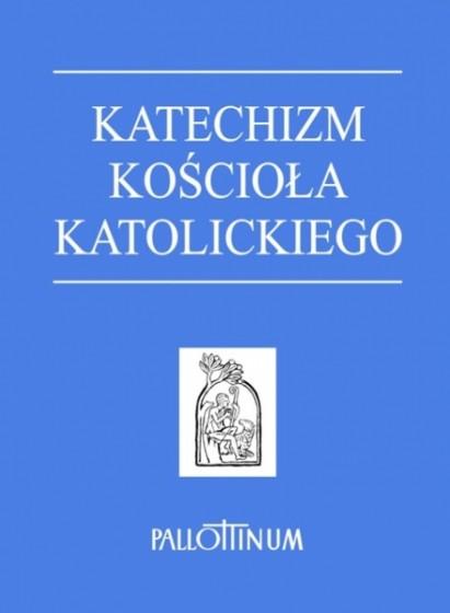 Katechizm Kościoła Katolickiego A5 twarda