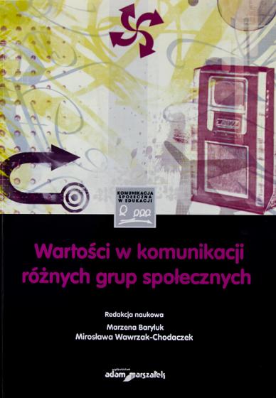 Wartości w komunikacji różnych grup społecznych / Outlet