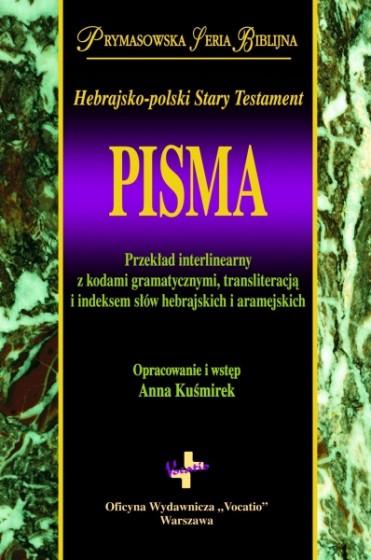 Pisma. Hebrajsko-polski Stary Testament
