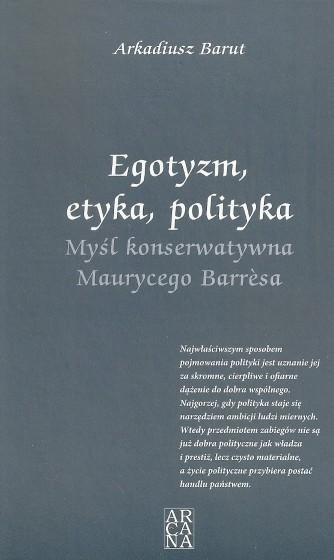 Egotyzm, etyka, polityka / Outlet