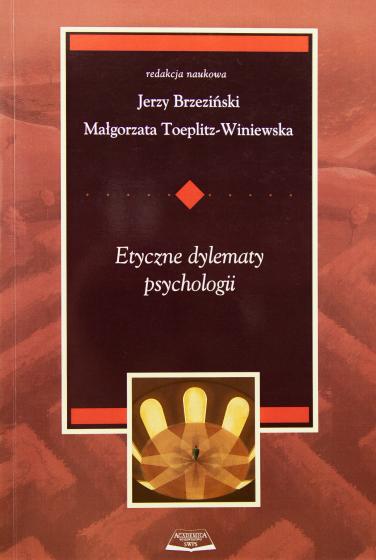 Etyczne dylematy psychologii / Outlet