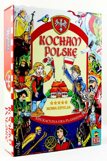 Kocham Polskę gra