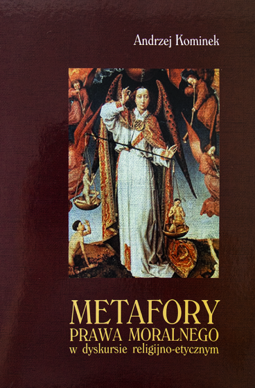 Metafory prawa moralnego w dyskursie religijno-etycznym / Outlet