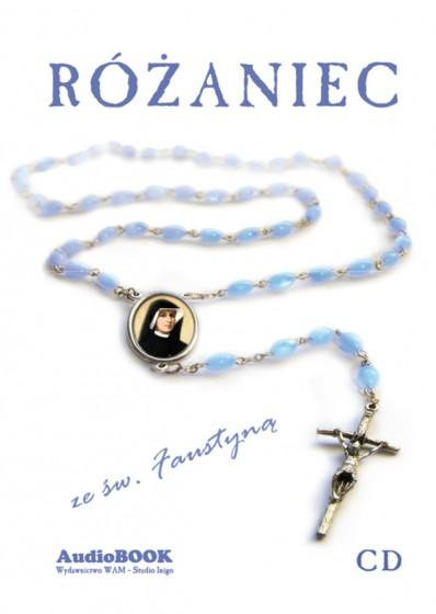 Różaniec ze św. Faustyną