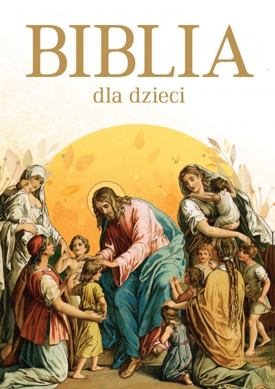 Biblia dla dzieci / A4 Zielona Sowa