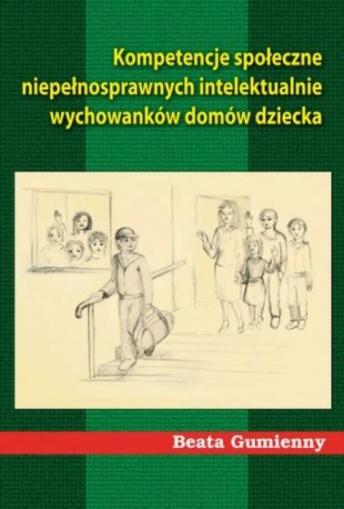 Kompetencje społeczne niepełnosprawnych intelektualnie / Outlet