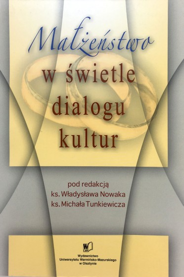 Małżeństwo w świetle dialogu kultur / Outlet