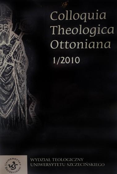 Colloquia thelogica ottoniana 01/2010