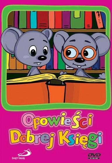 Opowieści Dobrej Księgi DVD