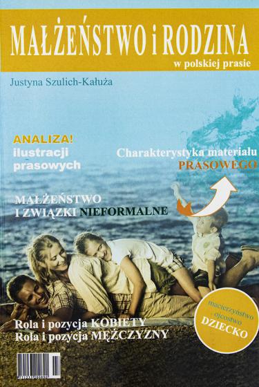 Małżeństwo i rodzina w polskiej prasie / Outlet