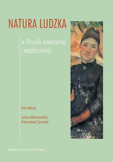 Natura ludzka w filozofii nowożytnej i współczesnej / Outlet