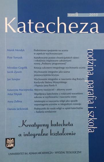 Katecheza Tom 8 / 2010 / Outlet