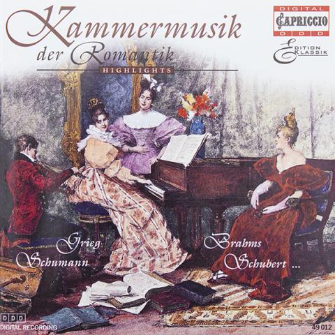 Kammermusik der Romantik Highlights