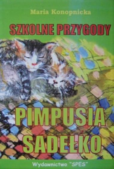 Szkolne przygody Pimpusia Sadełko / Outlet