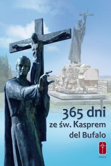 365 dni ze św. Kasprem del Bufalo / Outlet