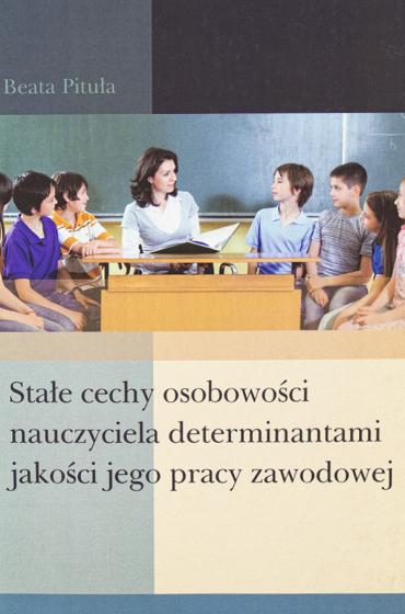 Stałe cechy osobowości nauczyciela / Outlet
