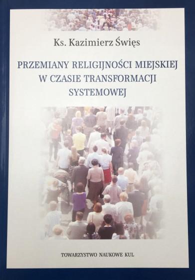 Przemiany religijności miejskiej w czasie transformacji systemowej / Outlet