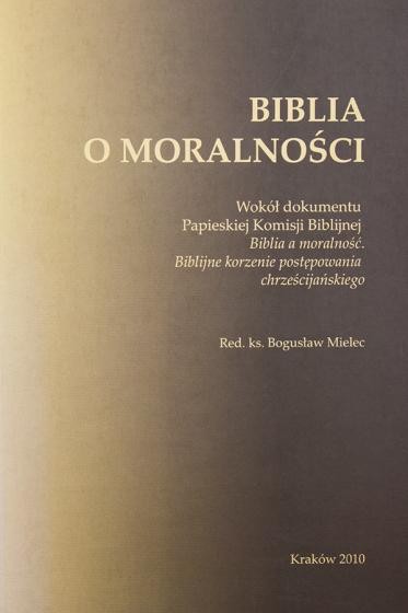 Biblia o moralności / Outlet