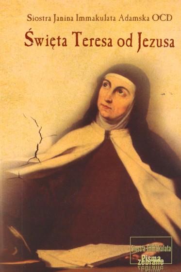 Święta Teresa od Jezusa miękka