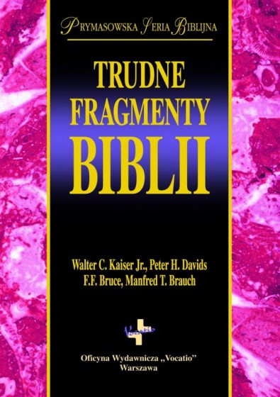 Trudne fragmenty Biblii / Wyprzedaż