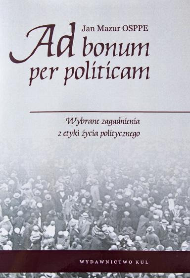 Ad bonum per politicam / Outlet