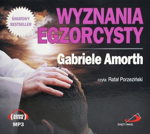 Wyznania egzorcysty CD MP3