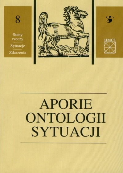 Aporie ontologii sytuacji / Outlet