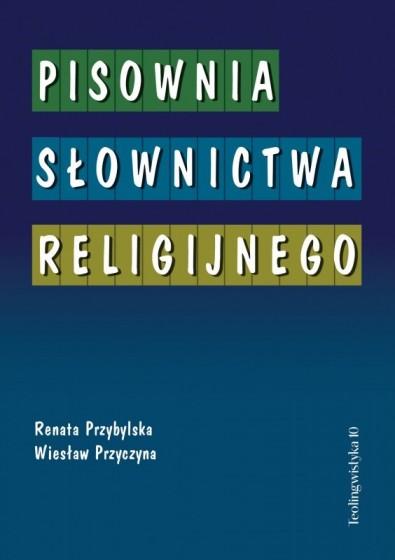 Pisownia słownictwa religijnego