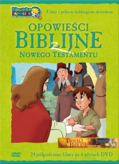 Opowieści biblijne z Nowego Testamentu