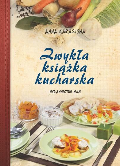Zwykła książka kucharska