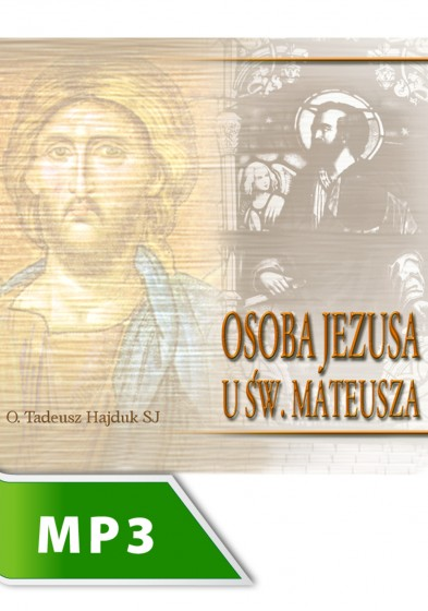Osoba Jezusa u św. Mateusza