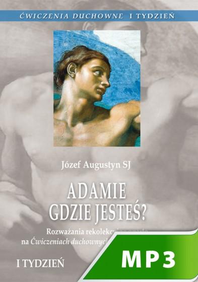 Ćwiczenia duchowne - Adamie, gdzie jesteś?