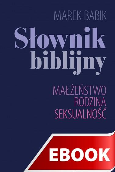 Słownik biblijny